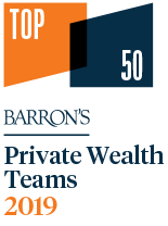 Barron's Top 50 Private Wealth Advisory Teams