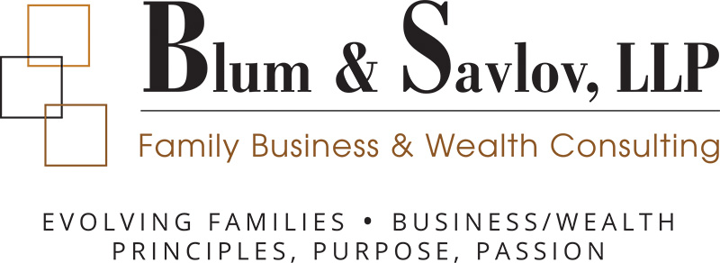 Blum and Savlov logo