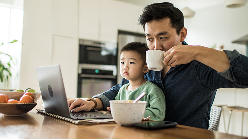 Be Cyber Secure: Protecting Your Family Online Image