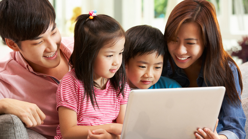 Protecting Your Family in the Digital Age Image