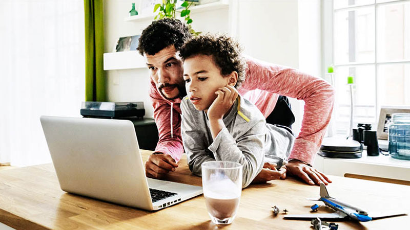 Be Cyber-Secure: Do's and Don'ts for Your Family image